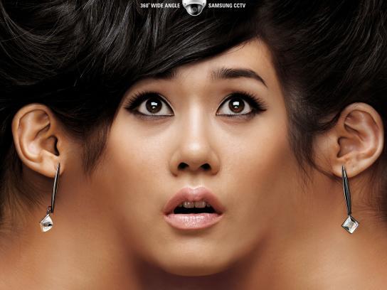 Samsung Print Ad -  Wide angle, 2