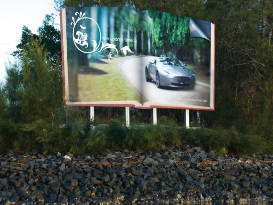 Sanctuary Cove Outdoor Ad -  Once upon