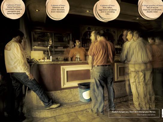Sao Paulo State Government Print Ad -  Bar, 1