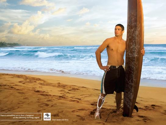 Sao Paulo State Government Print Ad -  Surfer