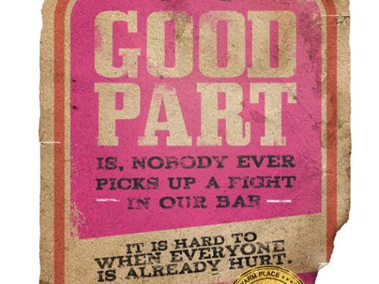 Saroor Print Ad -  The good part