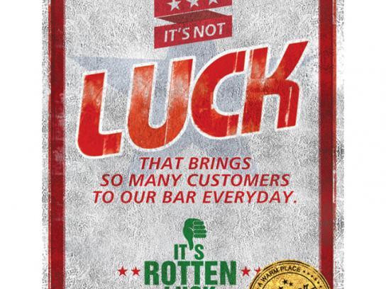Saroor Print Ad -  Luck
