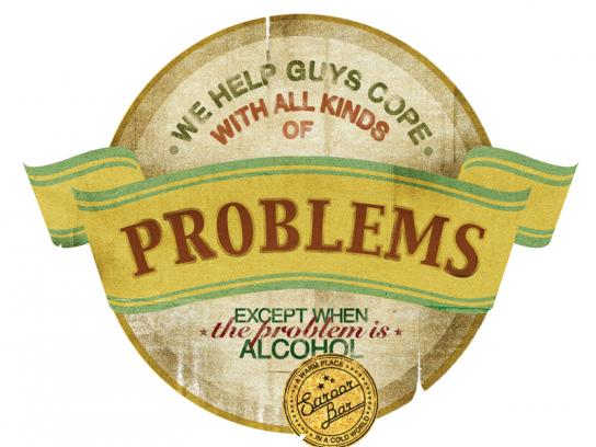 Saroor Print Ad -  Problems
