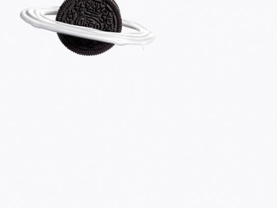Oreo Print Ad -  Saturn
