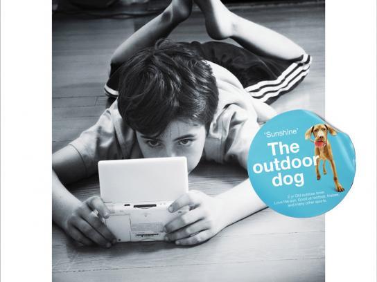 SCAD Print Ad -  Sunshine