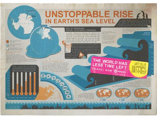 White Collar Hippies Print Ad -  Sea Level