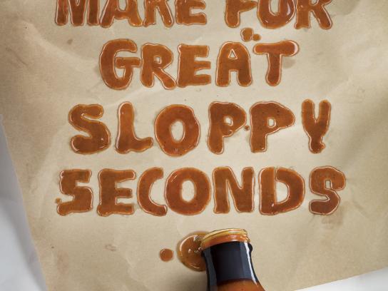 Vaughn's Print Ad -  Seconds