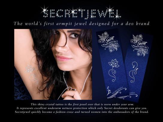 Secret Ambient Ad -  Secretjewel
