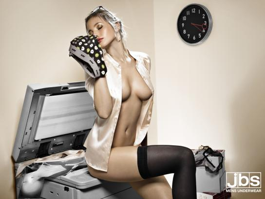 jbs Print Ad -  Secretary