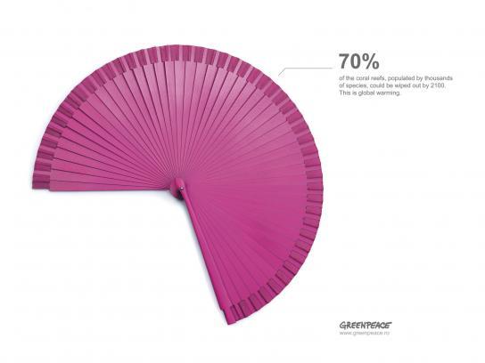 Greenpeace Print Ad -  Seventy