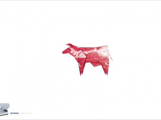 Severrin Print Ad -  Beef