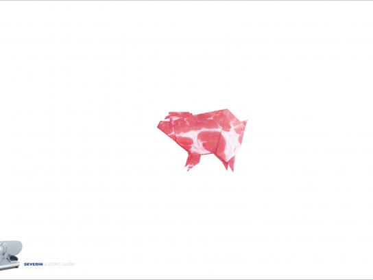 Severrin Print Ad -  Pork