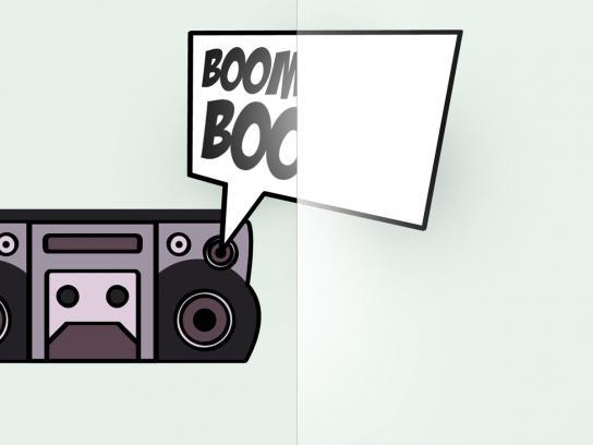 Saint Gobain Print Ad -  Boom