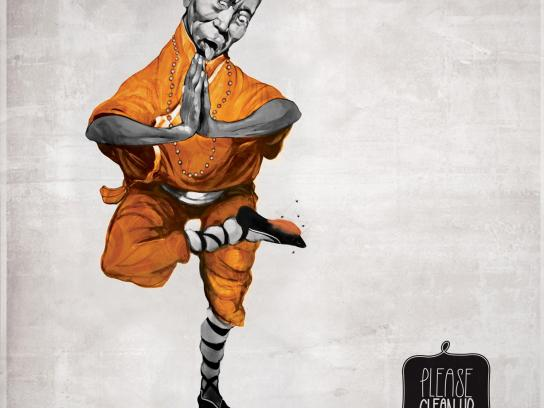 Panhellenic Animal Welfare Federation Print Ad -  Shaolin