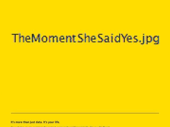 Symantec Print Ad -  Shape