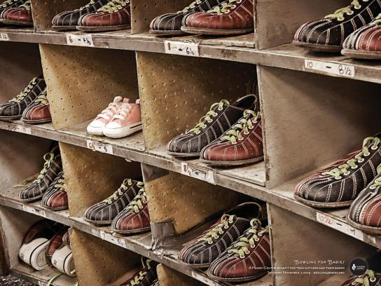 Massey Centre Print Ad -  Shoes