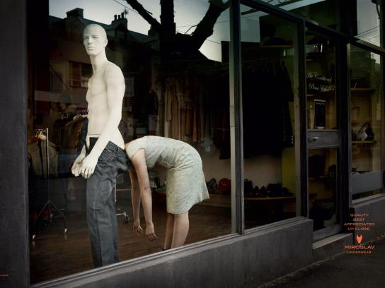 Miroslav Print Ad -  Shop