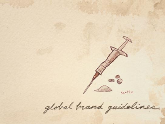 Show Off Films Print Ad -  Global