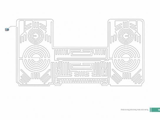 Siemens Print Ad -  Hi-fi
