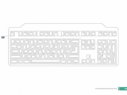 Siemens Print Ad -  Keyboard