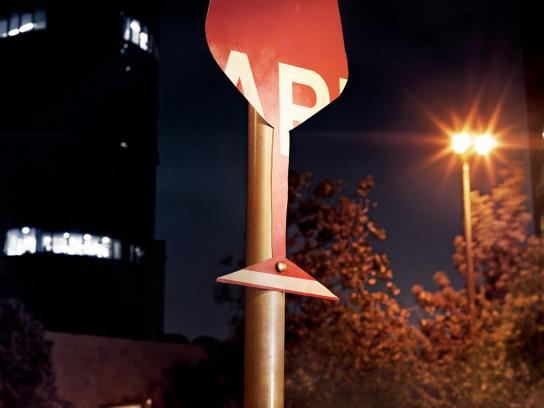 Fiat Print Ad -  Traffic Signs, 2