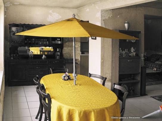 Sika Print Ad -  Umbrella