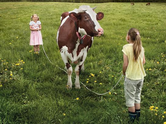 McDonald's Print Ad -  Skipping Rope