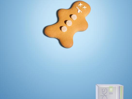 Slimsticks Print Ad -  Kill Your Cravings, GingerDeadMan