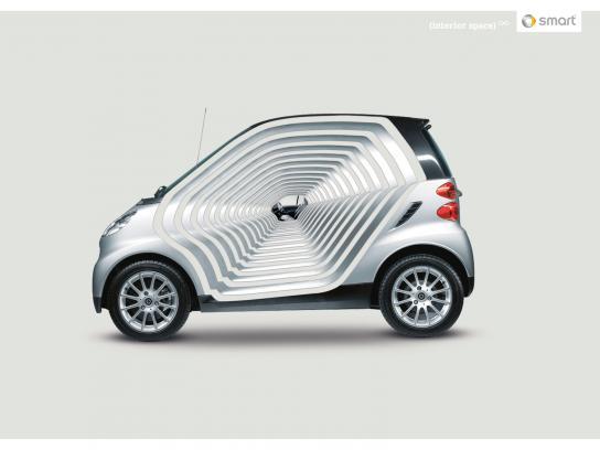 Smart Print Ad -  Infinite