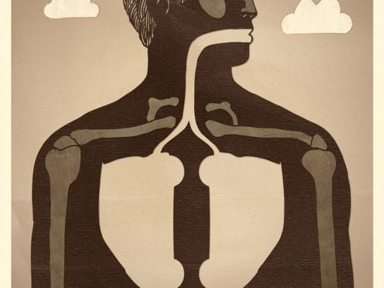 Smart Print Ad -  Lungs