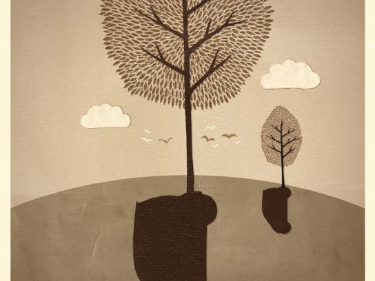 Smart Print Ad -  Tree