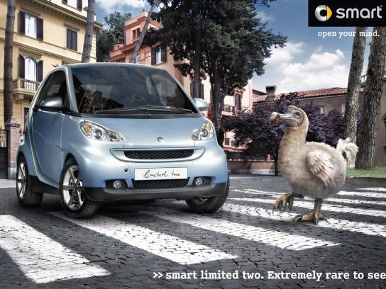 Smart Print Ad -  Dodo