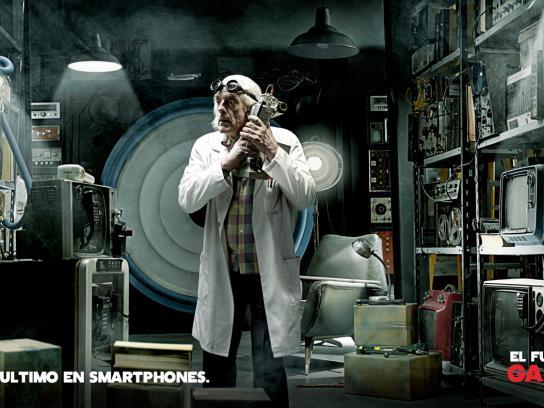 Garbarino Print Ad -  Smartphone