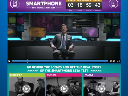 Nokia Digital Ad -  Smart Phone Beta Test