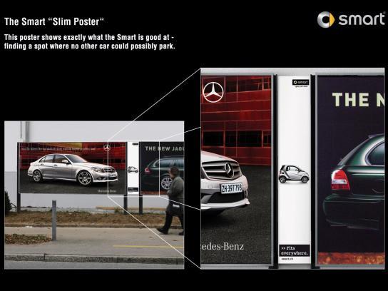 Smart Outdoor Ad -  Slim