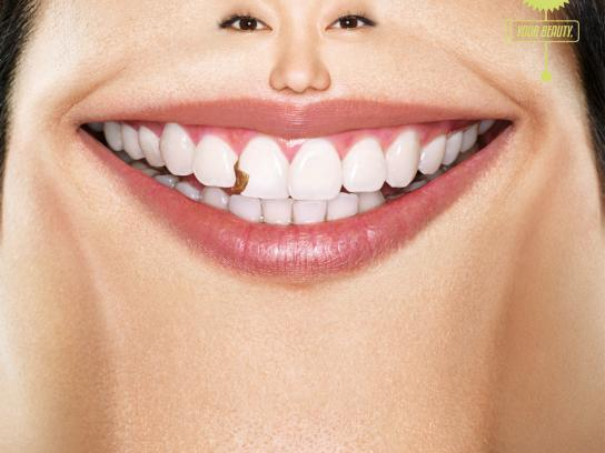 Colgate Print Ad -  Smile, 3