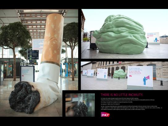 SNCF Webradio Ambient Ad -  Incivility