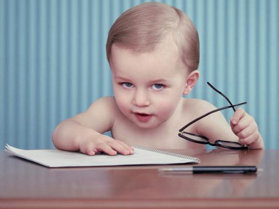 Sofia Bank Print Ad -  Baby, 2
