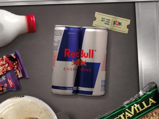 SOK Print Ad -  Red Bull