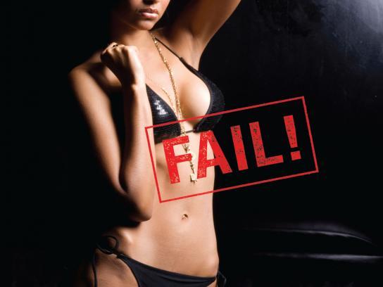 Lentheric Solo Print Ad -  Fail, 3