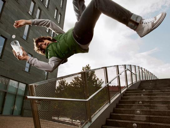 Solpadeine Print Ad -  Skateboard