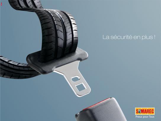 Somarec Print Ad -  Belt