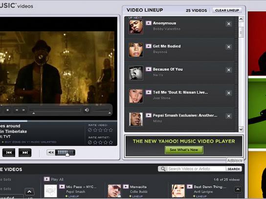 Sony Digital Ad -  Music