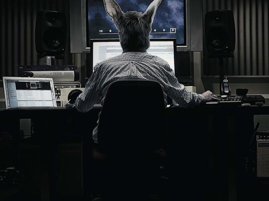 Soundtrax Print Ad -  Ears, 3