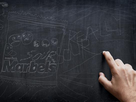 Perfetti Print Ad -  Blackboard