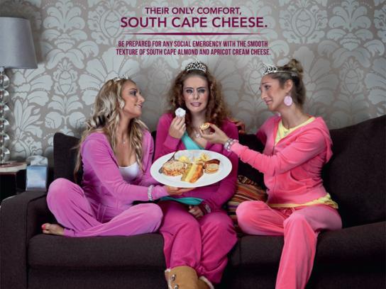 South Cape Print Ad -  Princesses