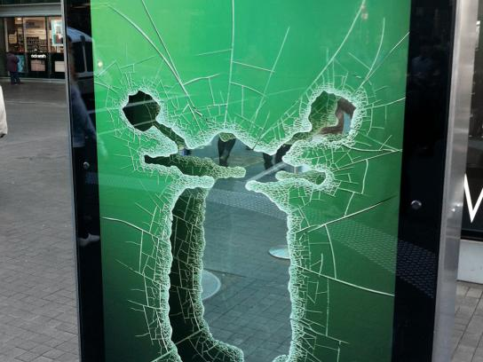 Specsavers Outdoor Ad -  Scooter
