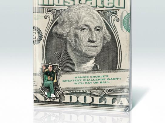 Sports Illustrated Print Ad -  Dollar