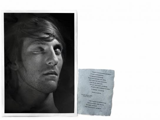 St John Print Ad -  Gary