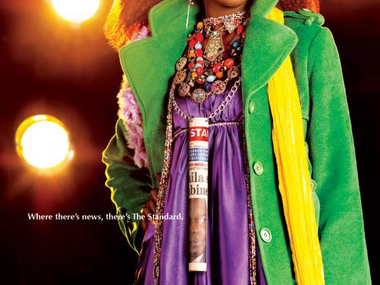 The Standard Print Ad -  Fashion